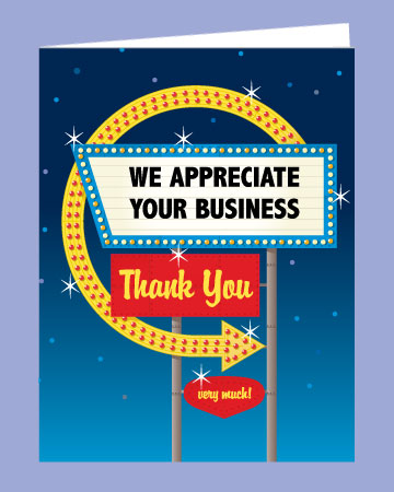 Image result for we appreciate your business